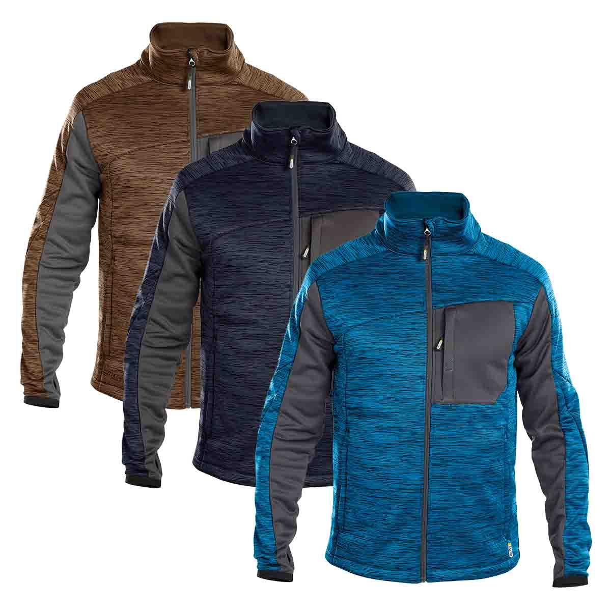 Fleece-jakke model Convex