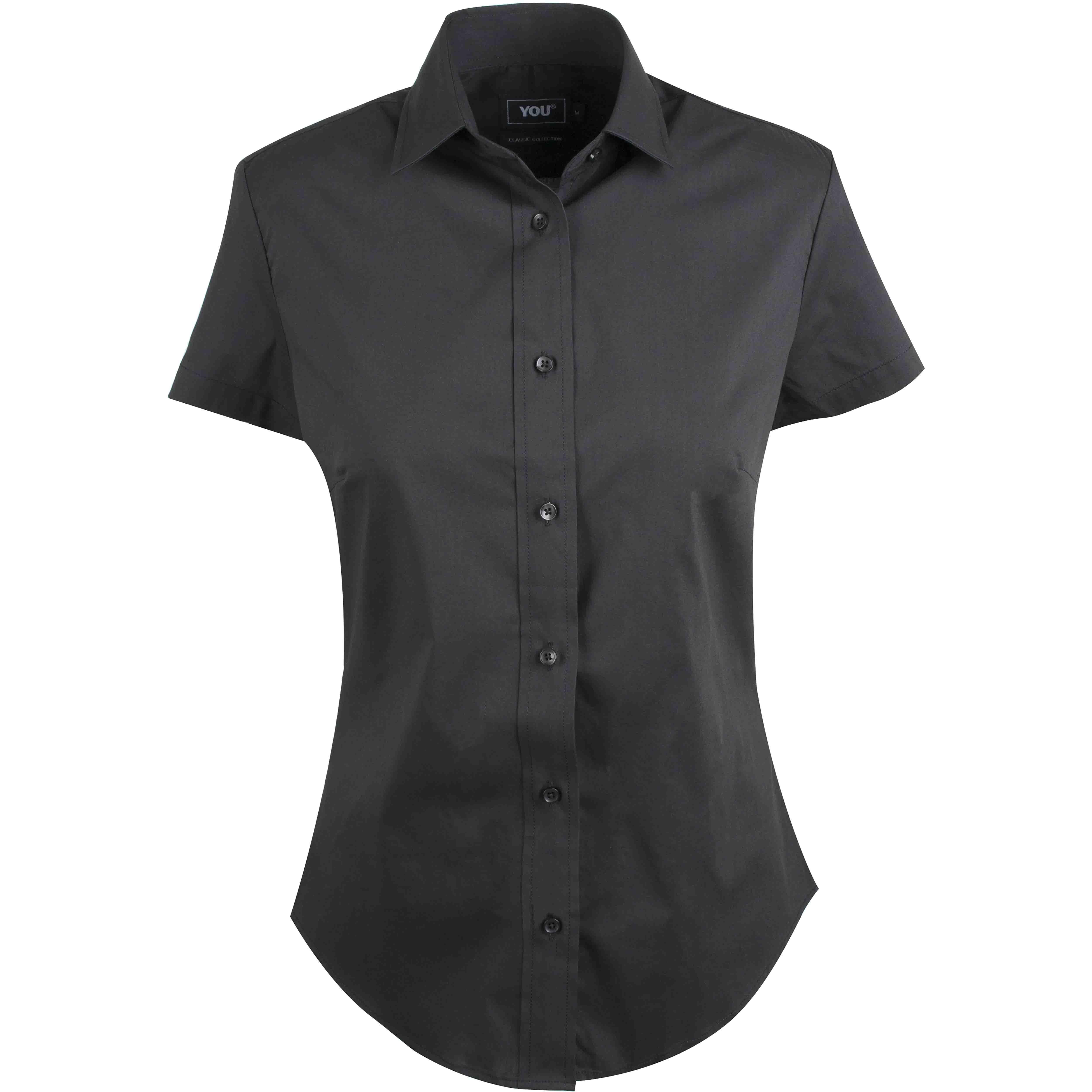 Skjorte model Andria korte ærmer
